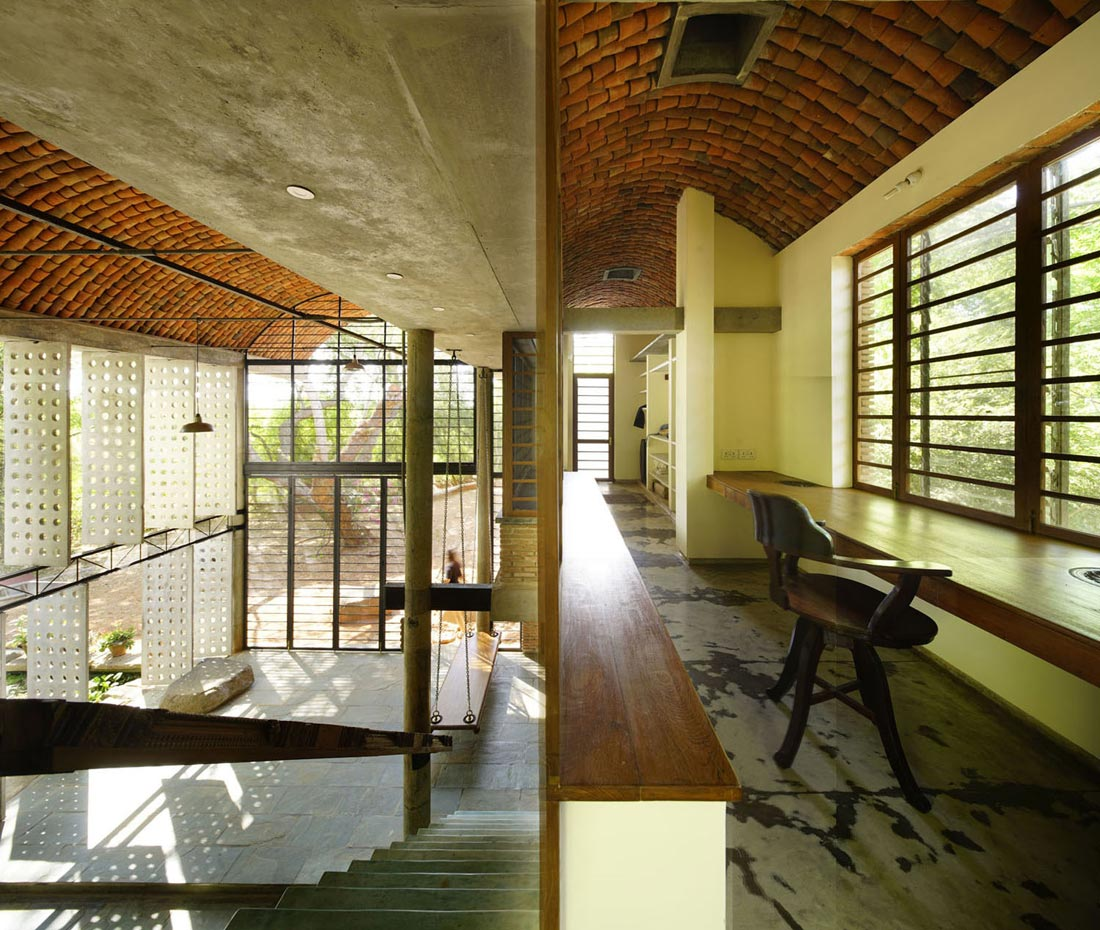 Wall House Anupama Kundoo Architect