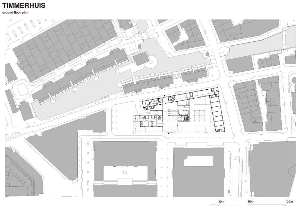 Timmerhuis | OMA
