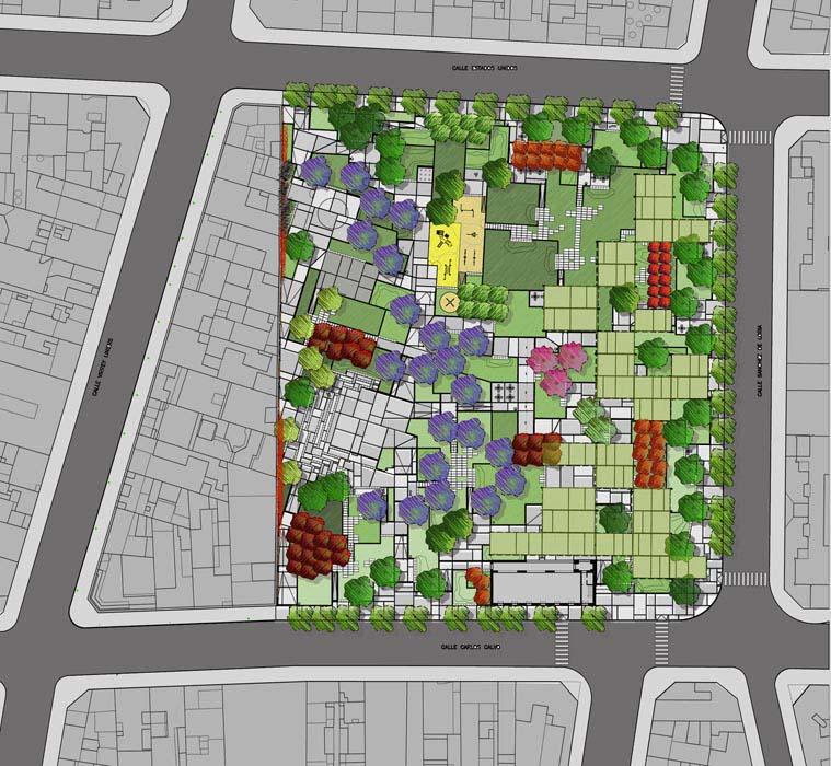 Image 7 - Vegetation Plan