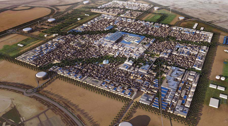 LAVA_Masdar City
