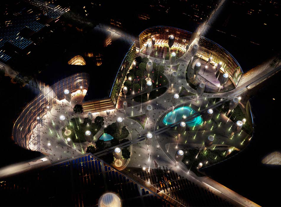 LAVA Masdar Plaza