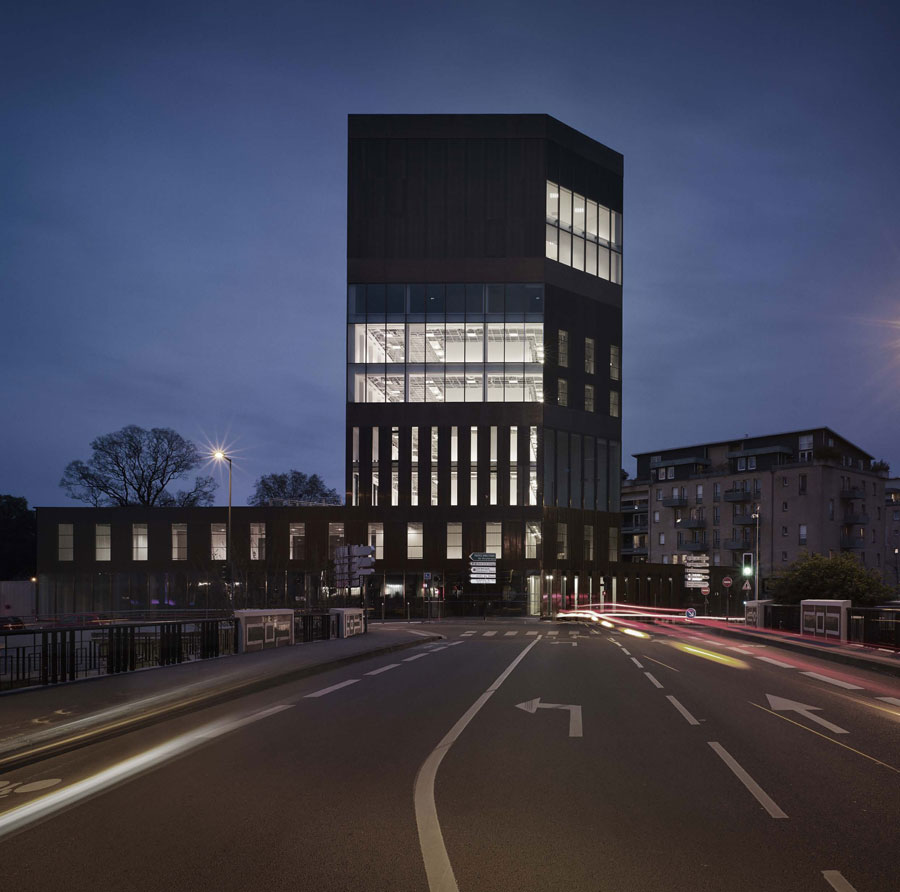 Euravenir tower urbannext for O architecture lille