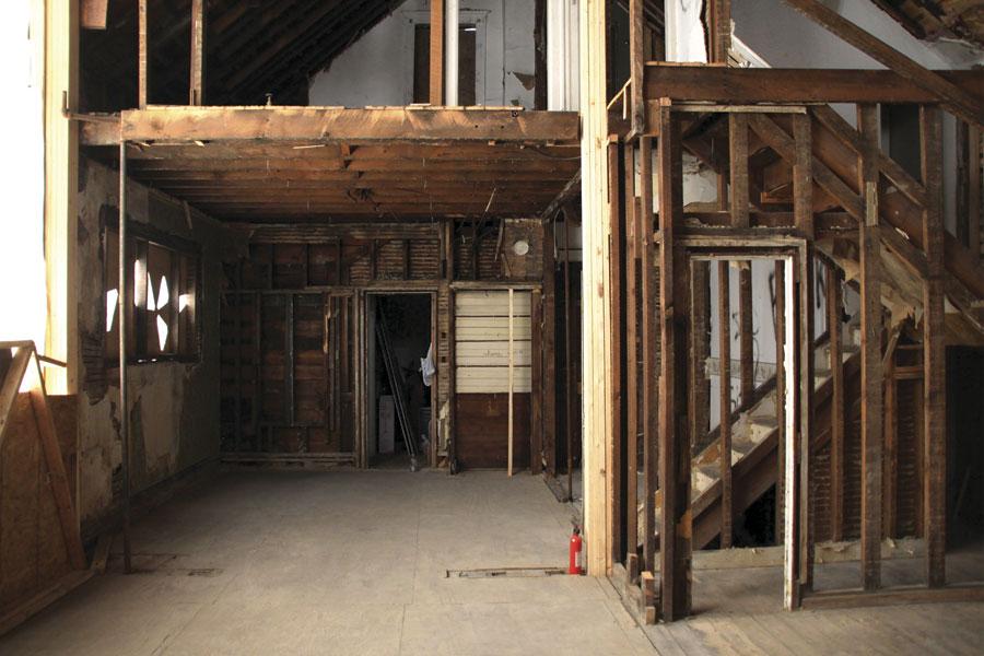 Interior-View