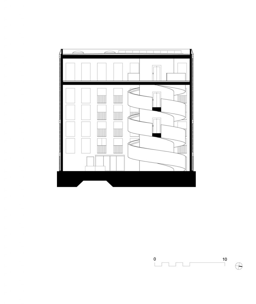 baukuh_house-of-memory_cross-section_scale250