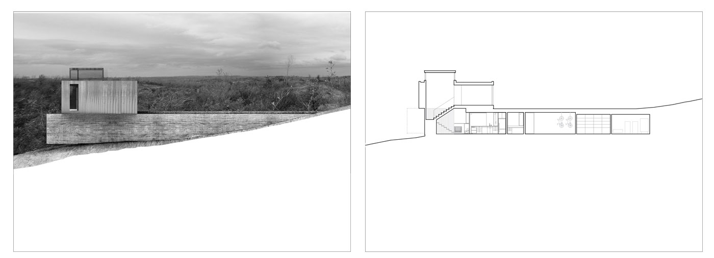 202_Elevation-Rendering_Section_WCA_Frogs-Hollow
