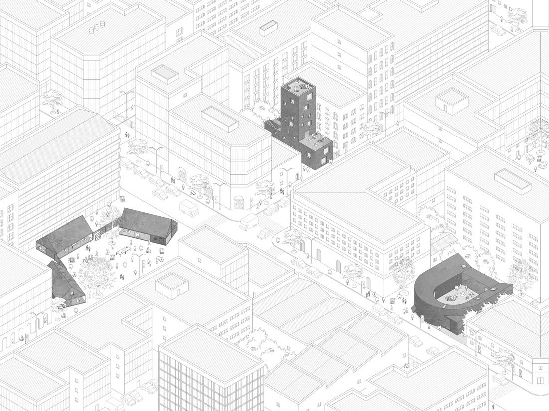Urbannext common places public private urbannext - Casas de autor ...