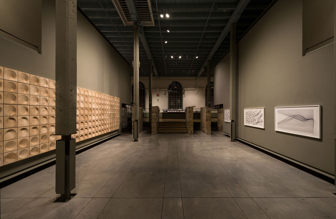 WCA_Living-Wood_Installation-View-Corkin-Gallery_Photo-Bob-Gundu