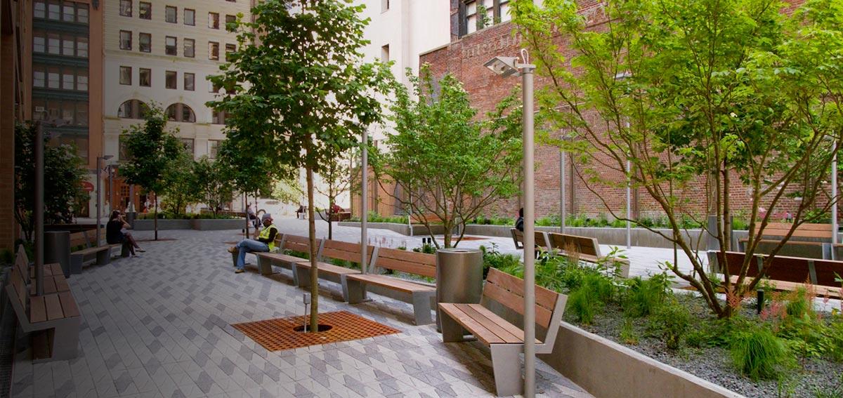 Beekman St Plazas Urbannext