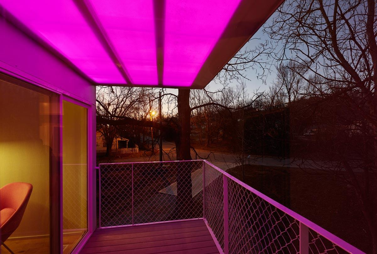 Pink-Porch
