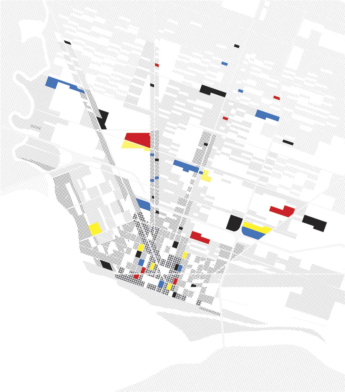 On urban design the shrinking city and the spatial ideologies of shrinking city at the city scale phase intact fabric design brent d ryan delineation allison hu gumiabroncs Gallery