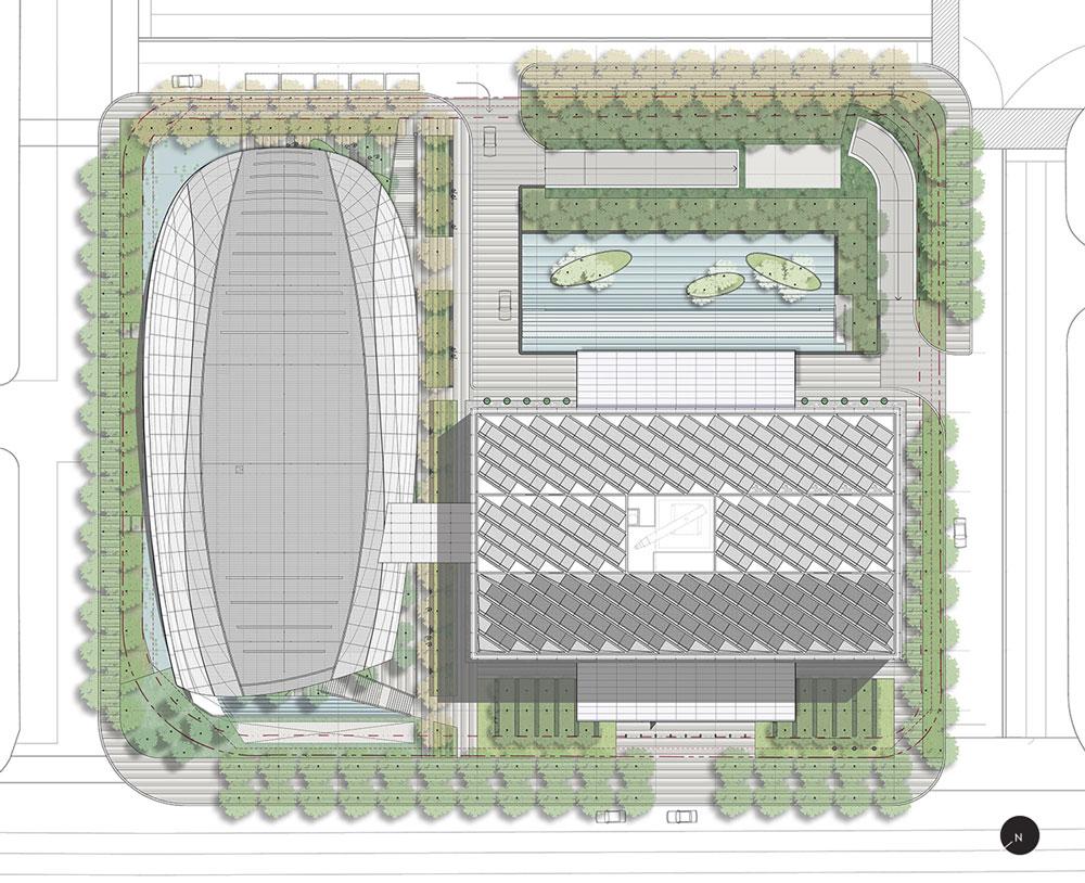 FKI-Tower_site-plan