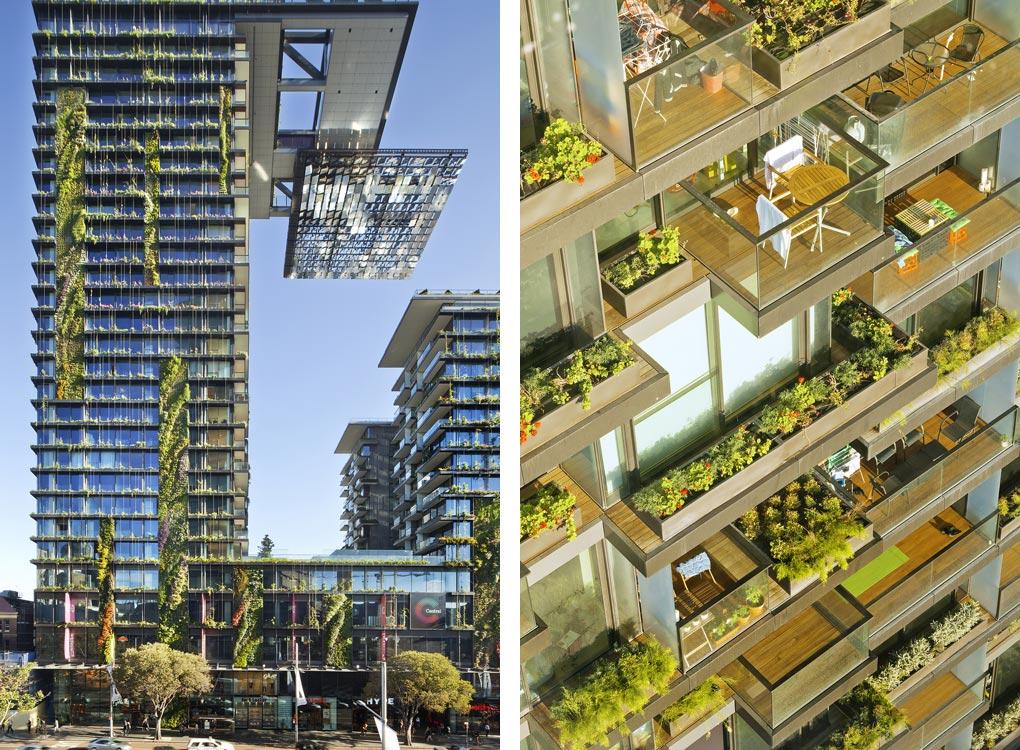 One Central Park Urbannext