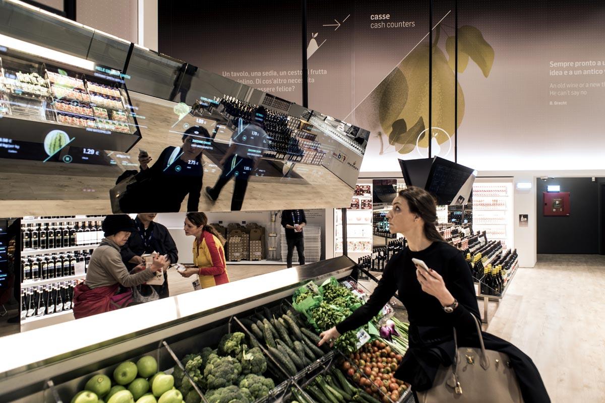 Supermarket of the Future   urbanNext