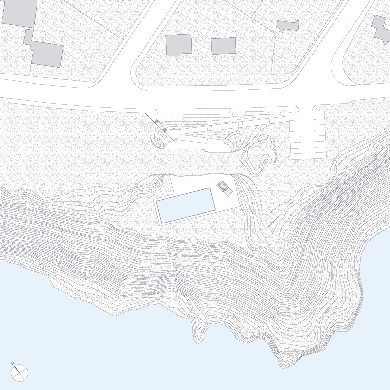 Hofs s swimming pool urbannext for Swimming pool site plan