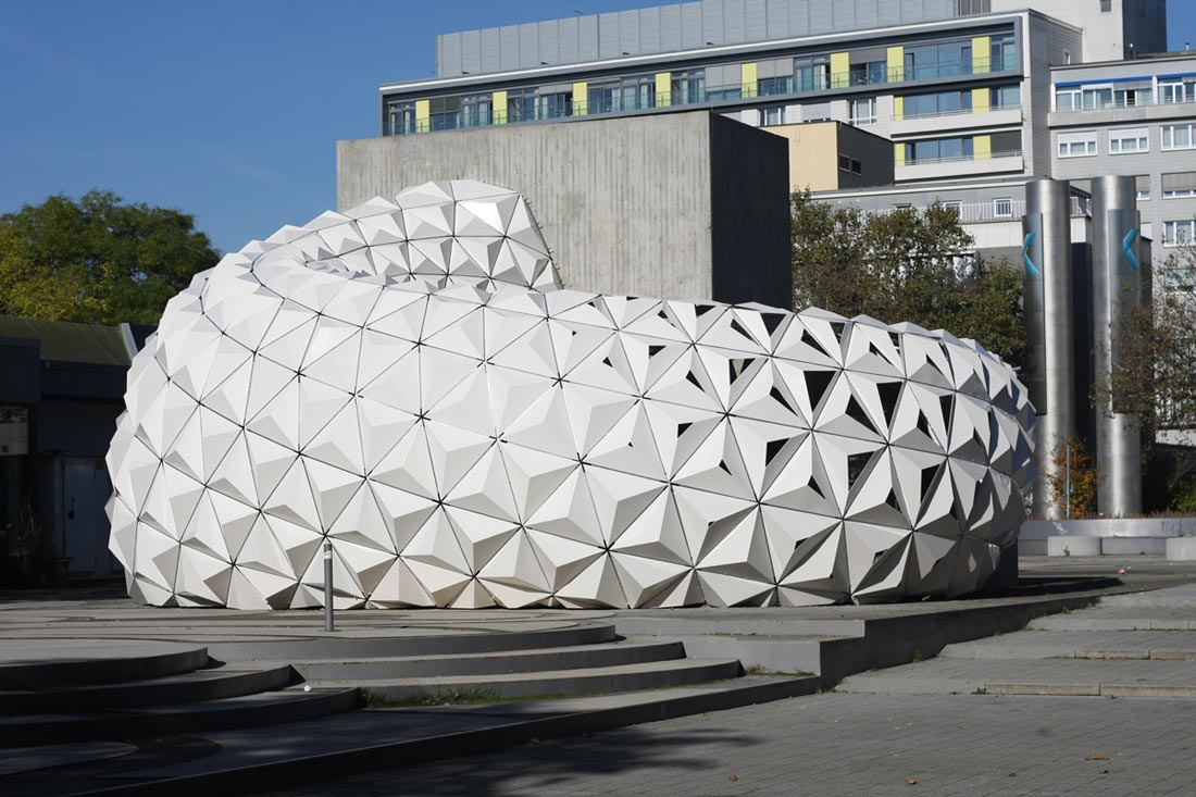 ArboSkin Bioplastic Façade | urbanNext