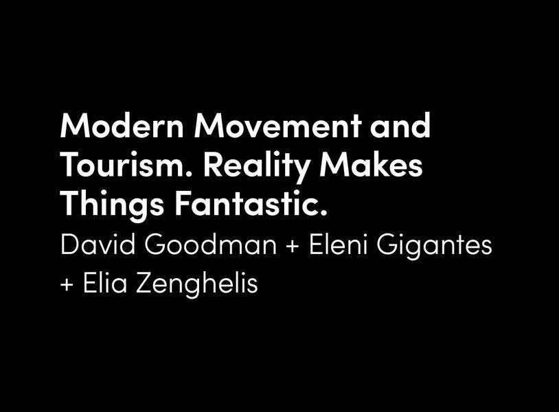 the modern movement essay