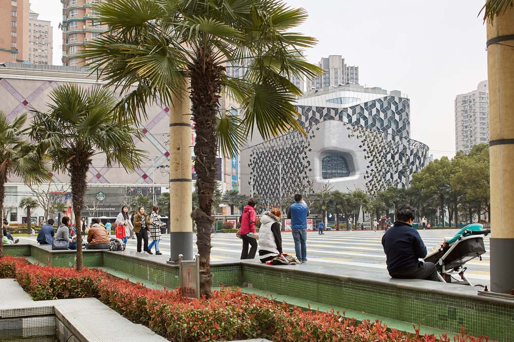 Lane 189: A Vertical City Center Mixed-use Building in Shanghai