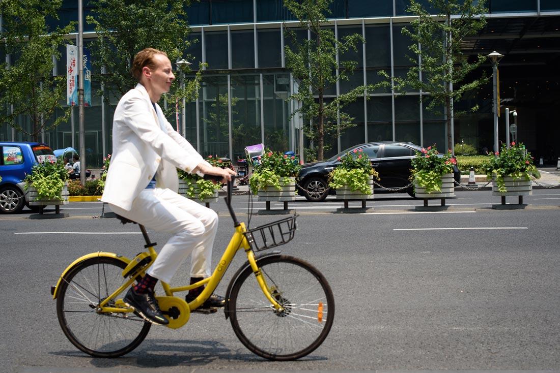 Resultado de imagen para Smog Free Bicycle
