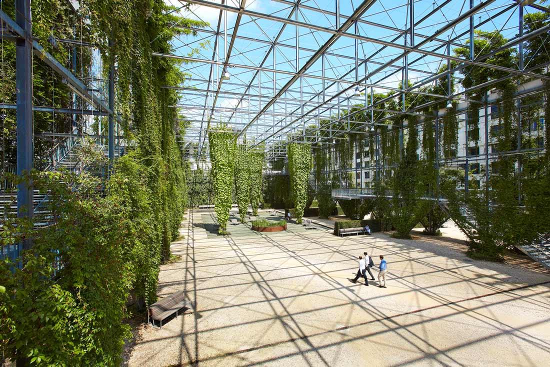 Mfo Park The North Zurich Parkscape Urbannext