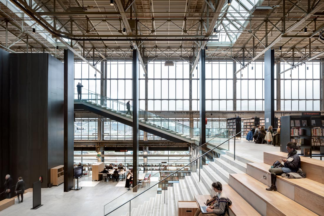 Lochal Public Library An Intensive Redesign Urbannext