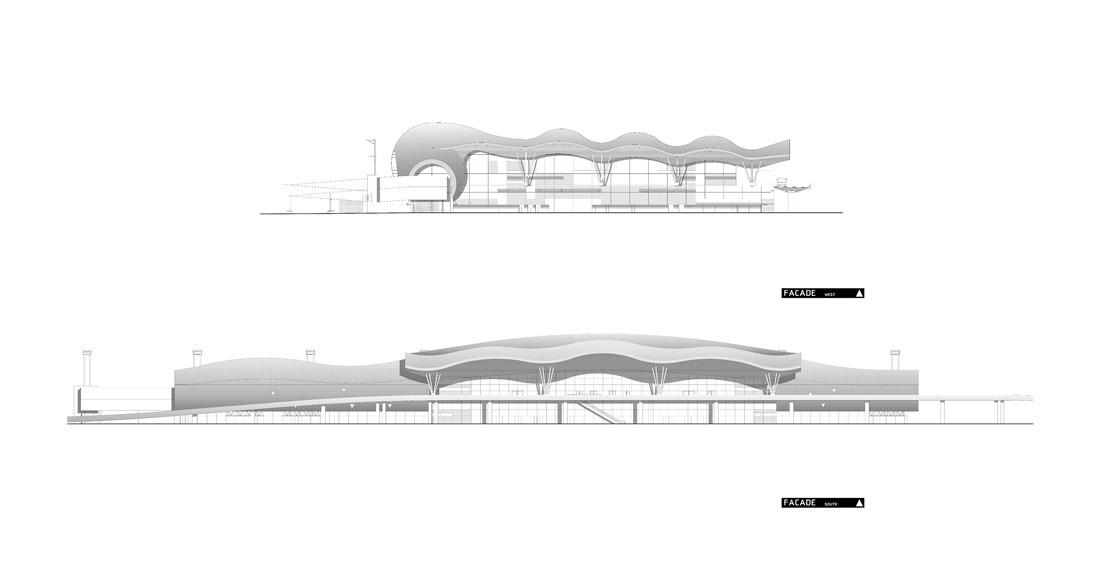 New Passenger Terminal At Franjo Tudman International Airport Urbannext