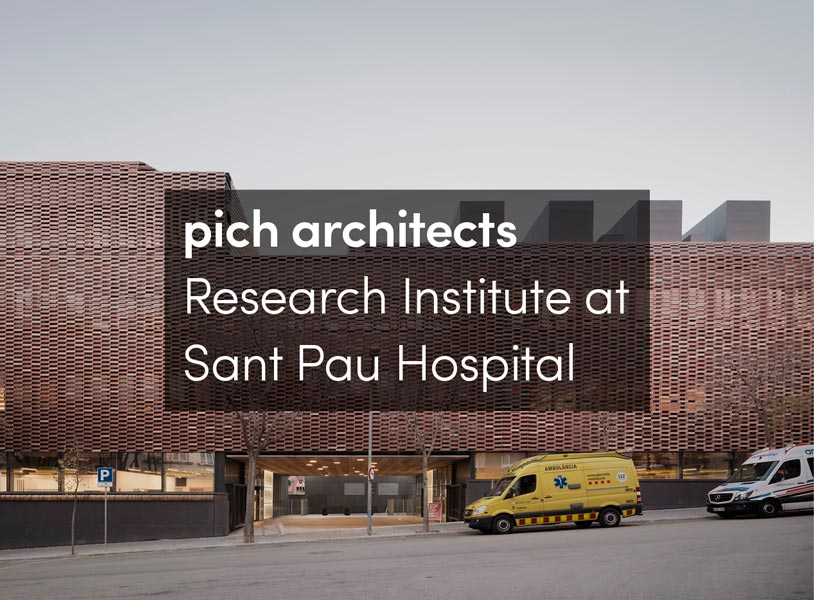 Research Institute at Sant Pau Hospital: A Technological